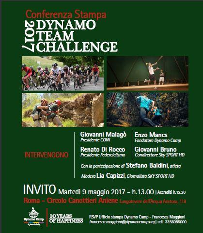 Dynamochallenge2017 Volantino