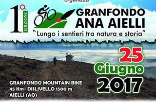 Granfondo Mtb Ana Aielli 18062017 Locandina