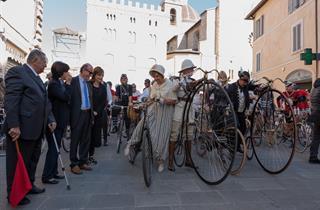 Partenza Lafrancescana 2016 Photo Luca Petrucci