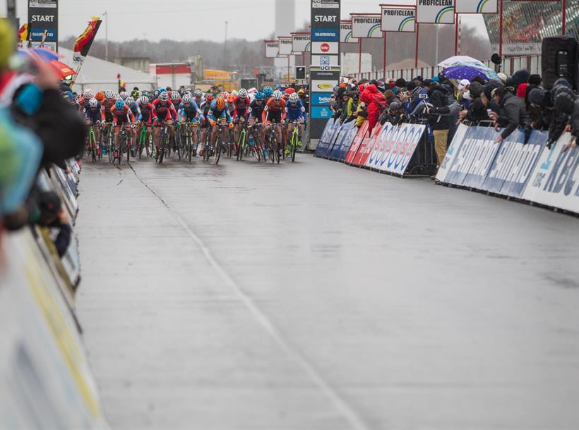 Mondiali Ciclocross 2016 Uomini