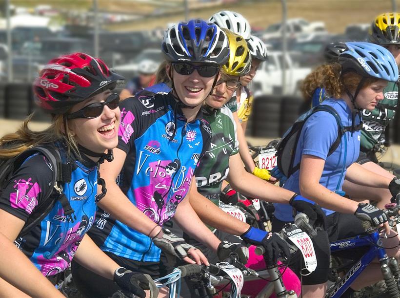 Gruppo Ciclisti Per Amatoriale Partecipa