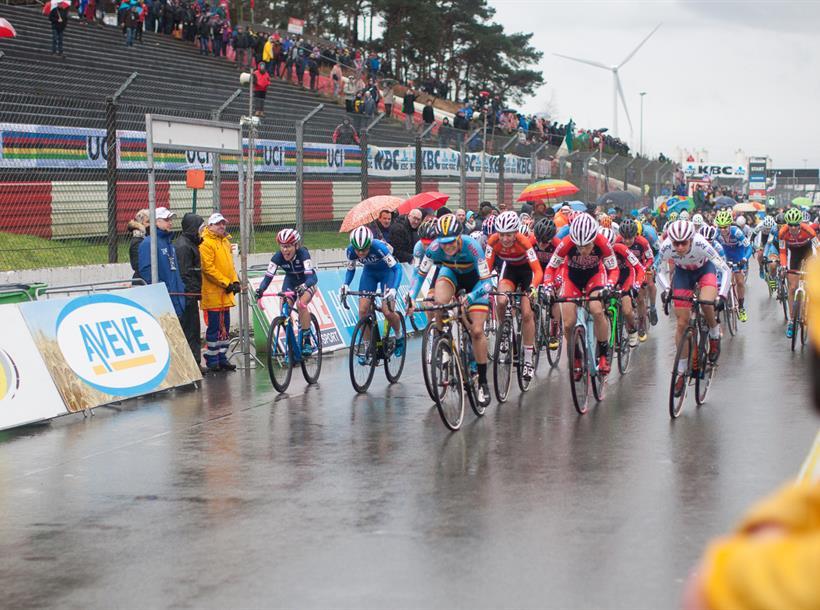 Mondiali Ciclocross 2016 Donne Elite