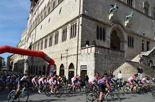 Partenza GF Città di Perugia