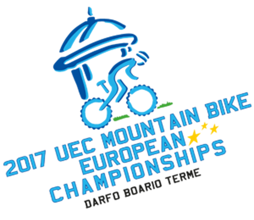 Logo 2017 Uec Mountain Bike European Championships 2