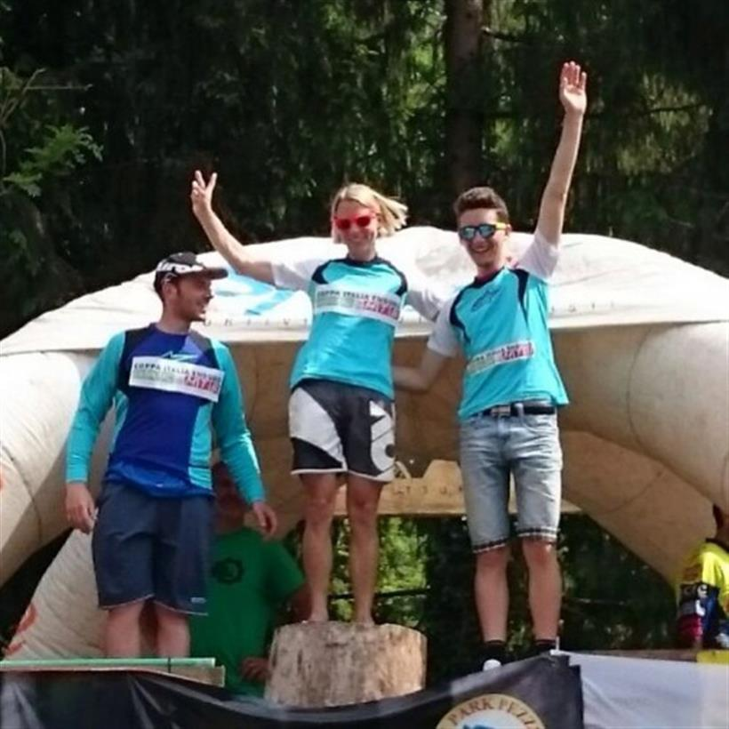 Leader Coppa Italia Enduro