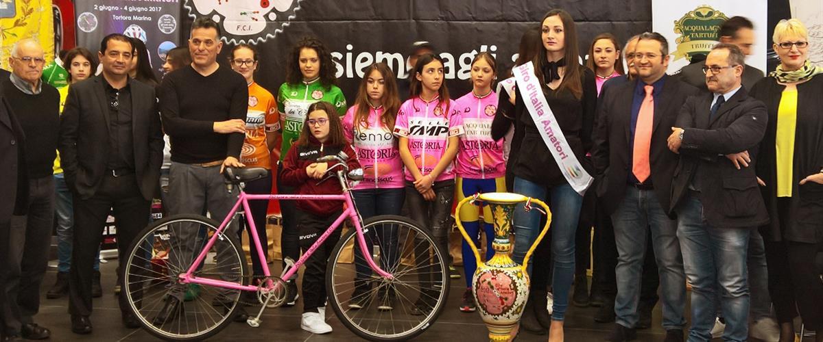 Giro Italia Amatori Presentazioneglobale2017