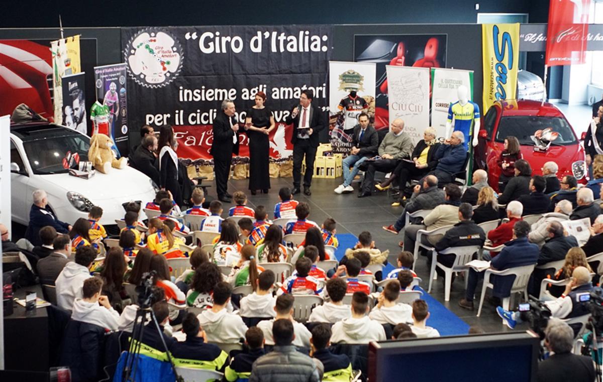 Giro Italia Amatori Presentazione20171