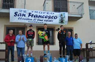 Trofeo San Francesco 17092017 Podio