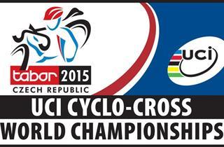 Logo UCI campionati del mondo ciclocross 2015