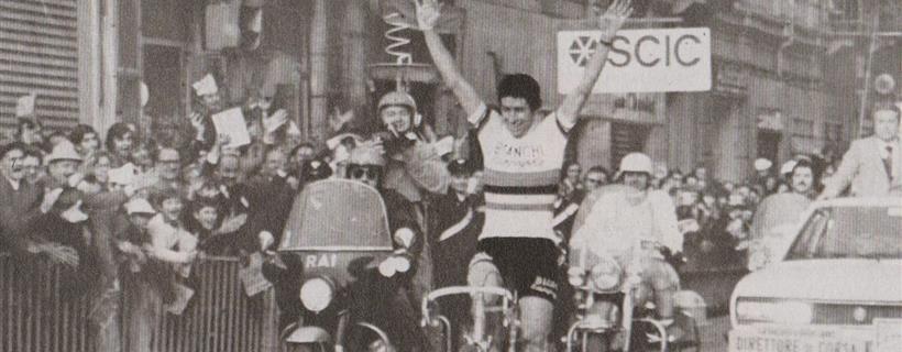 Gimondi Sanremo 1974