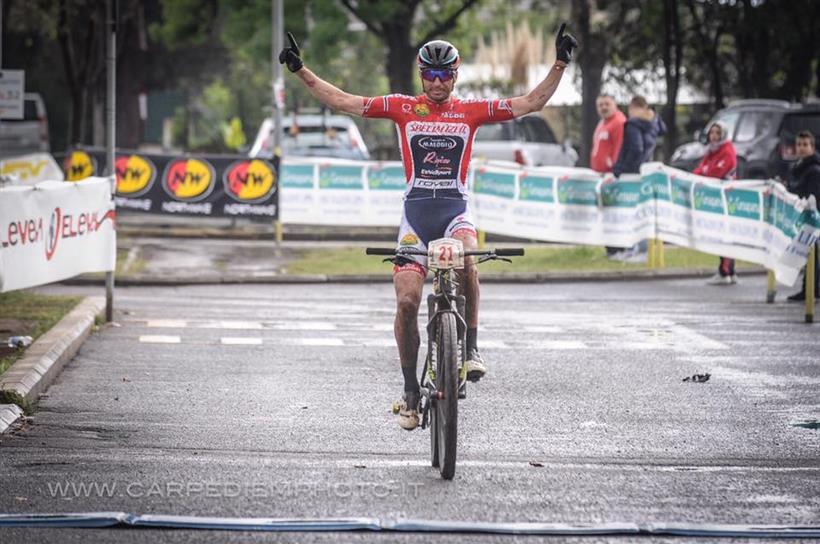Il Vincitore Della Marathon Francesco Failli