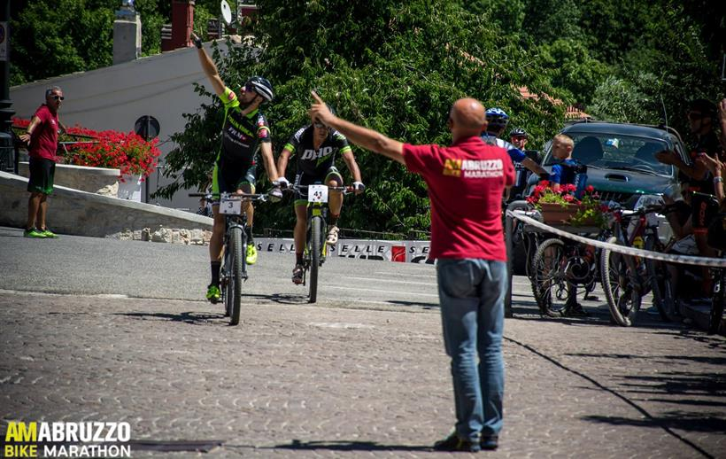 Am Abruzzo Bike Marathon 06082017 Arrivo Sarai