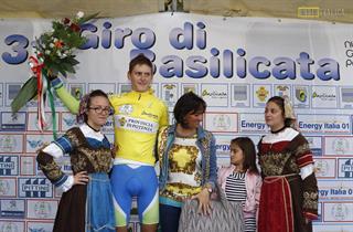 Maglia Gialla Giro Di Basilicata 2012