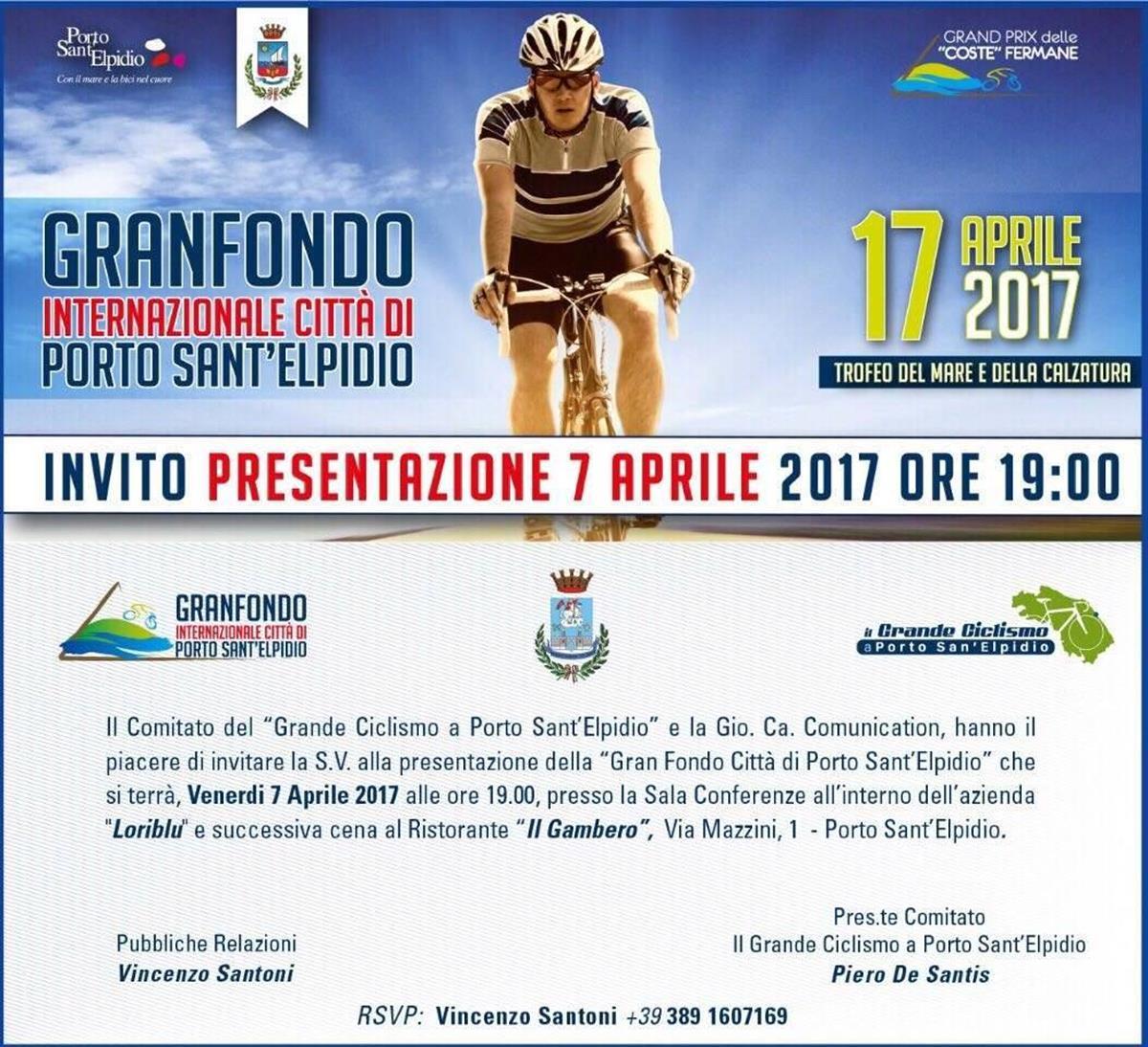 GF Porto Sant'elpidio 07042017 Invito Presentazione