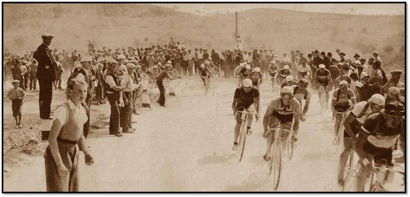 I Pionieri Del Ciclismop