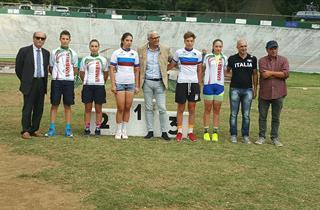 Campioni regionali pista Lazio e Umbria
