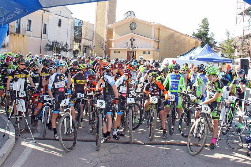 Bikepro Cantina Sincarpa Partenzagara