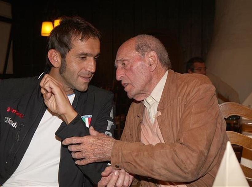 Alfredo Martini e Franco Ballerini