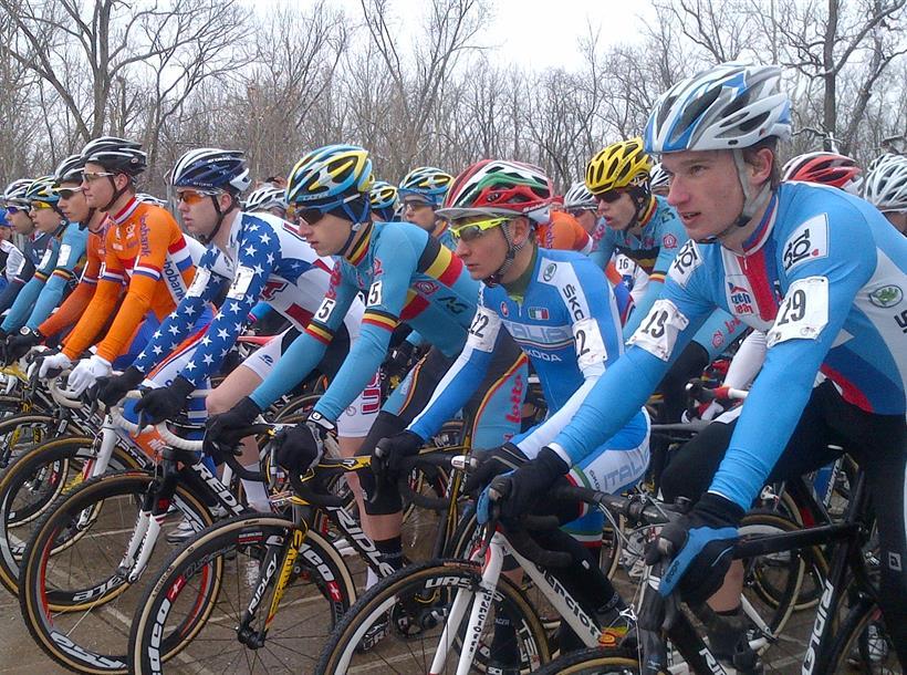 Top Class Partenza Ciclocross