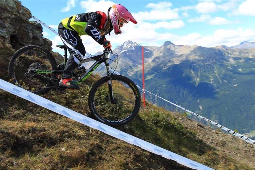 Missiaggia Alessia Downhill 2014