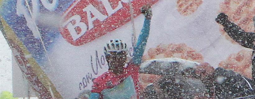Nibali Alle Tre Cime Di Lavaredo 2013