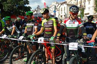 Am Abruzzo Bike Marathon 2016 Partenza (2)