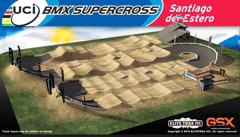 Bmx Santiagodelestero