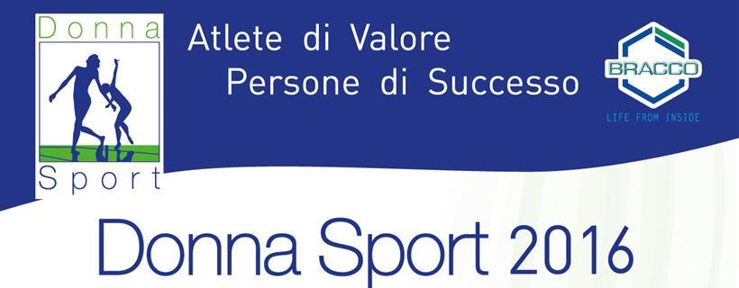Locandina Donna Sport 2016