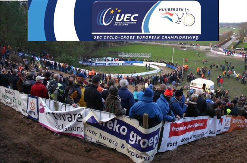 Europeociclocross Logopercorso