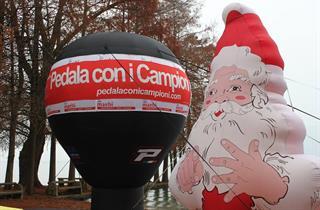 Pedala Con I Campioni 6 Dicembre 2016