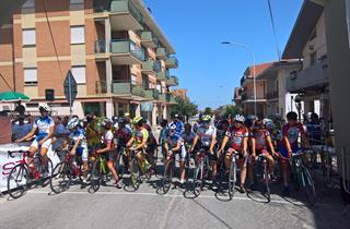 Trofeo Bar Residence 09072017 Partenza Eso 2 Anno