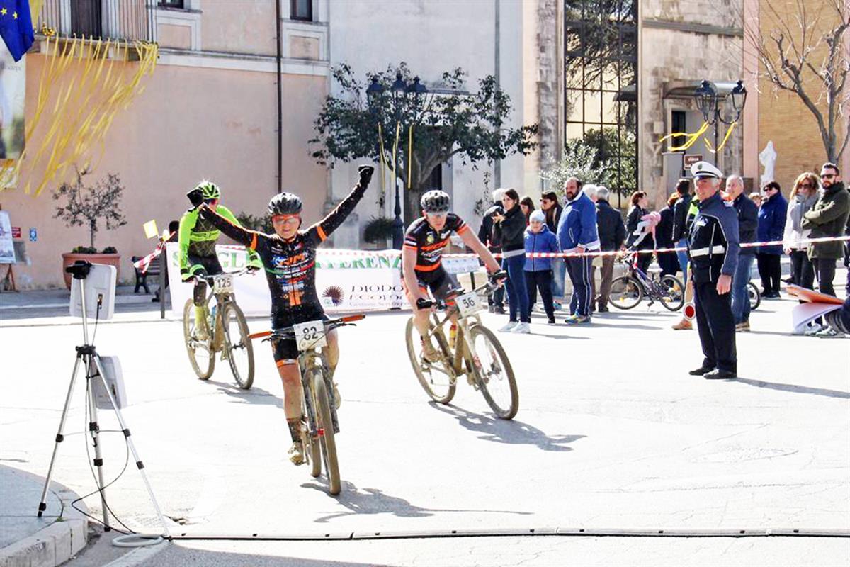 Bikepro Cantina Sincarpa Mariangela Roncacci