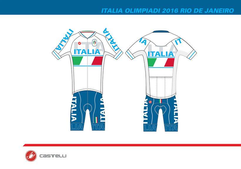 Italia Olimpiadi 2016 Rio Prp01