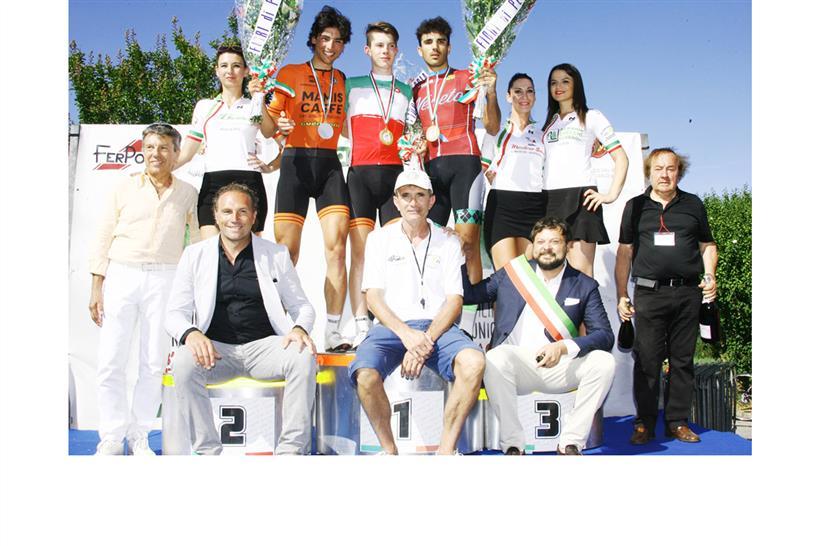 Tricolorejrs Podiofinale18giugno