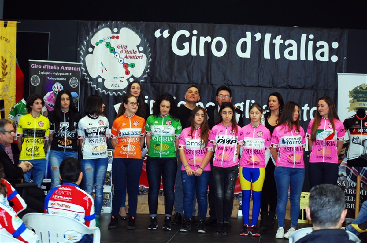 Giro Italia Amatori Panoramicamaglie2017