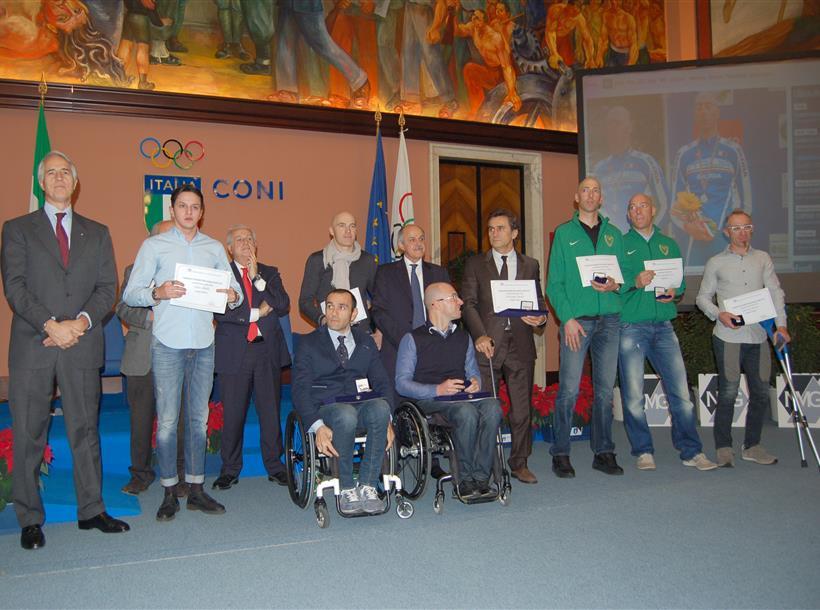 Il Gruppo Del Paraciclismo