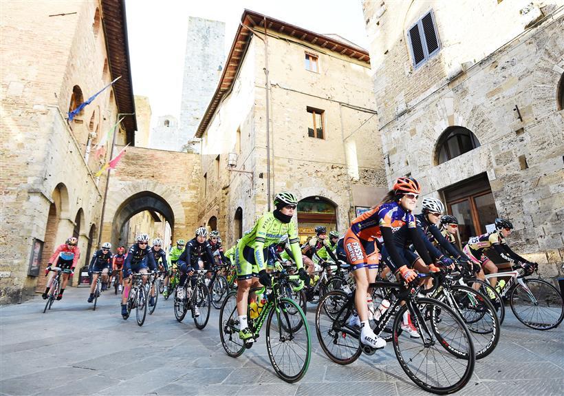 Strade Bianche 2016 - Hotel Borgo Grondaie