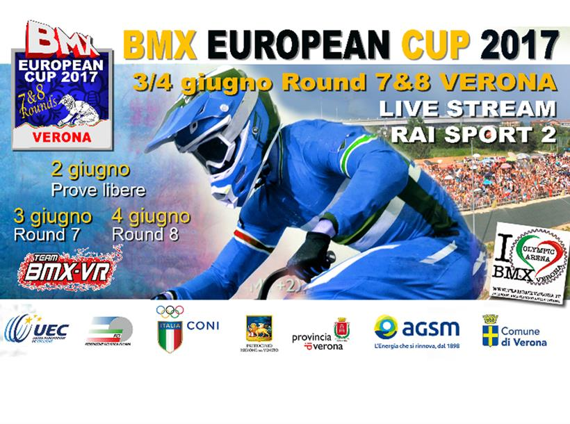 Bmx Veronaeuropecup
