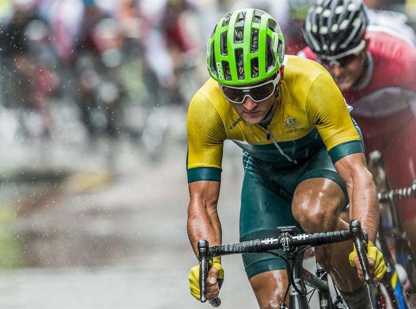 Ciclismo generico gara