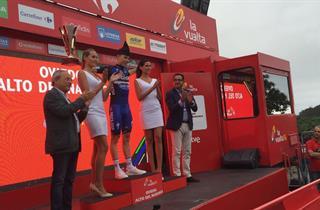 De La Cruz Vuelta 2016