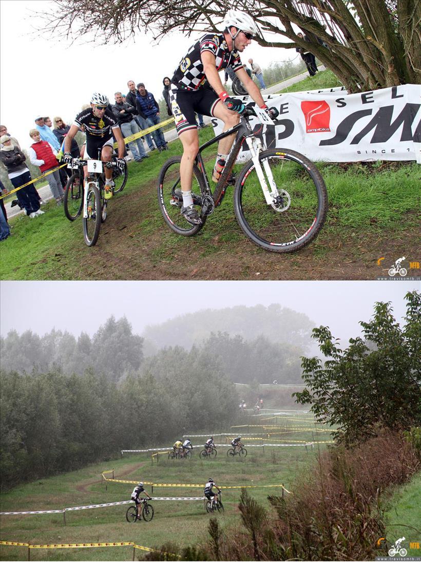Gran finale del Trofeo d'Autunno-Cicli Olympia a Cavarzere