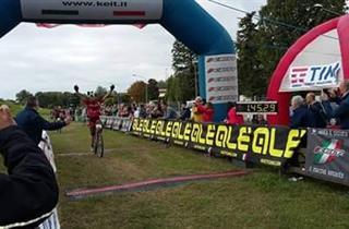 Arrivo Visinelli Trofeo Autunno