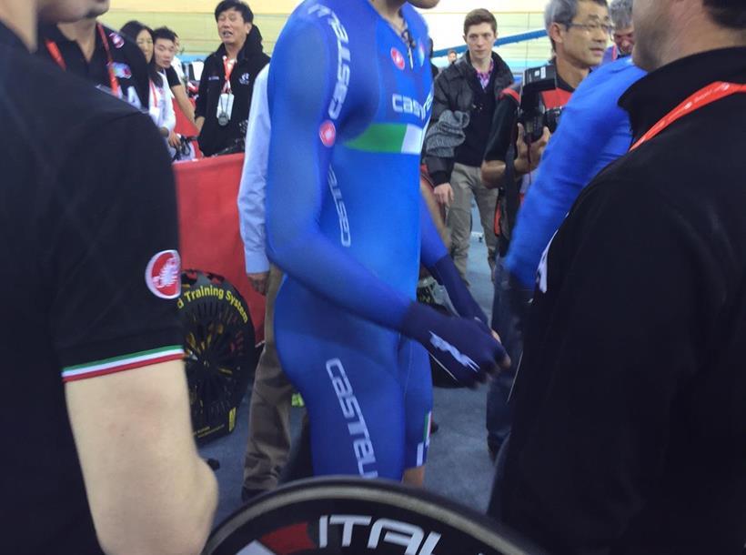 Filippo Ganna Folla