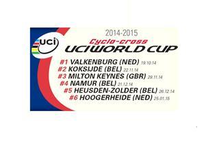 Coppa del Mondo ciclocross 2014_2015
