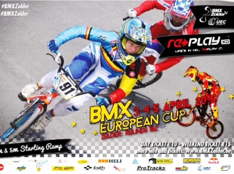 Bmxzolder Europeancup