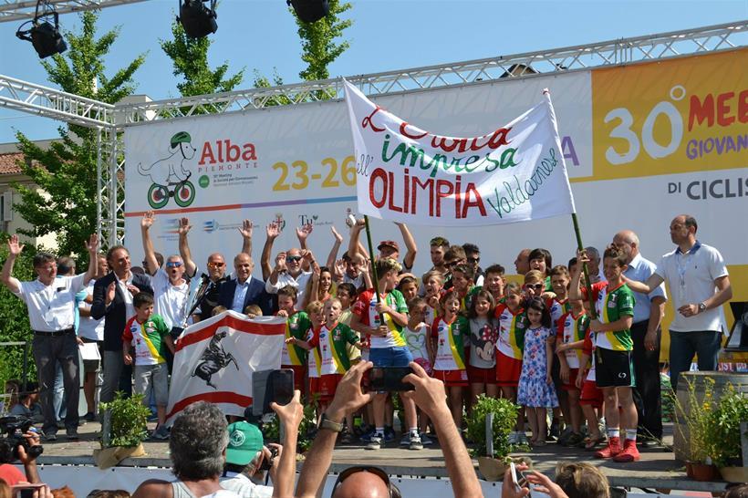 Giovanissimi A Alba Nel 2016